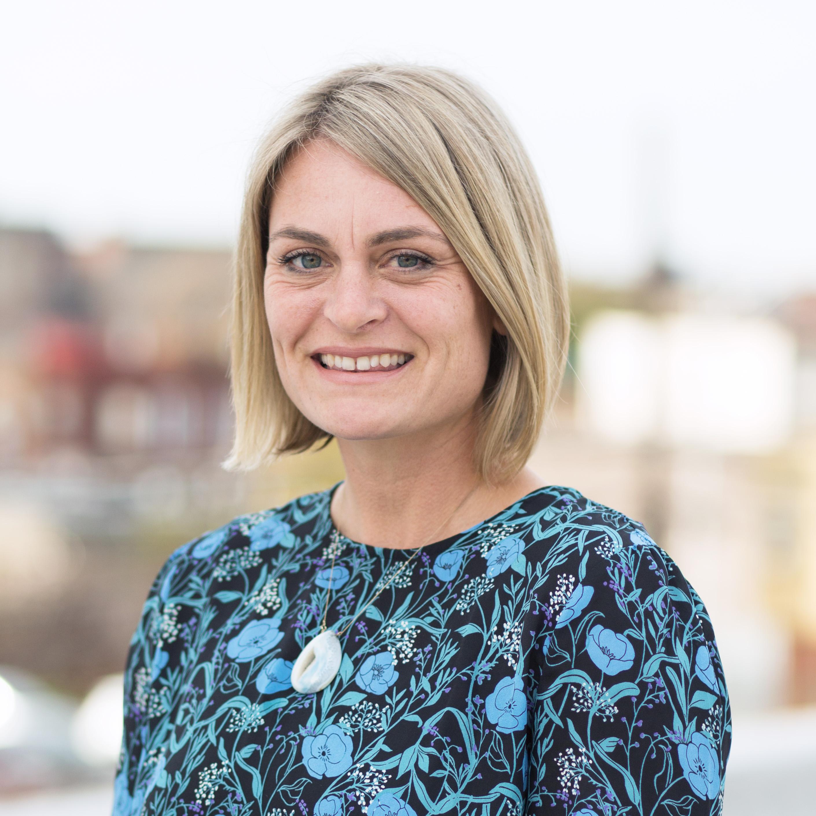 Sarah Carter - Executive Director: Jersey City